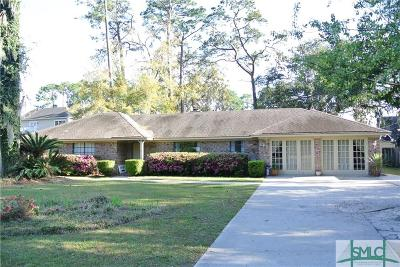 Savannah Single Family Home For Sale: 19 Vista Point Drive