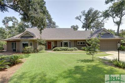 Savannah Single Family Home For Sale: 3 Salette Lane