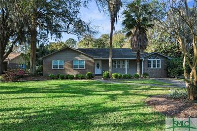 Single Family Home For Sale: 212 Falligant Avenue