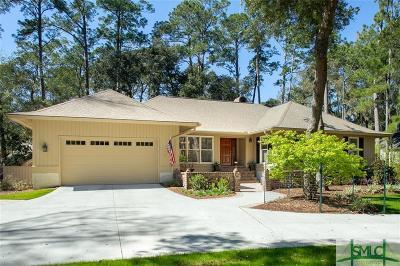 Savannah Single Family Home For Sale: 3 Deerpath Lane