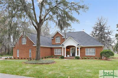 Savannah Single Family Home For Sale: 141 Grays Creek Drive