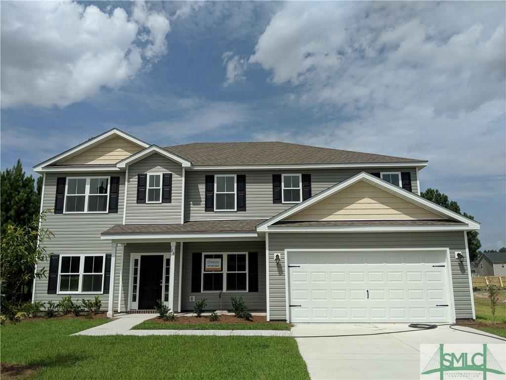 28 Broken Bit, Ellabell, GA, 31308, Ellabell Home For Sale