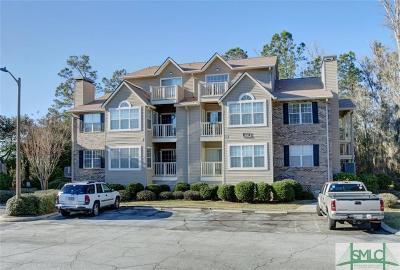 Savannah Condo/Townhouse For Sale: 12300 Apache Avenue #502
