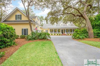 Savannah Single Family Home For Sale: 30 Little Comfort Road