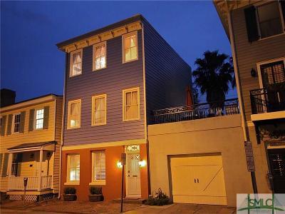 Savannah Condo/Townhouse For Sale: 509 E York Street