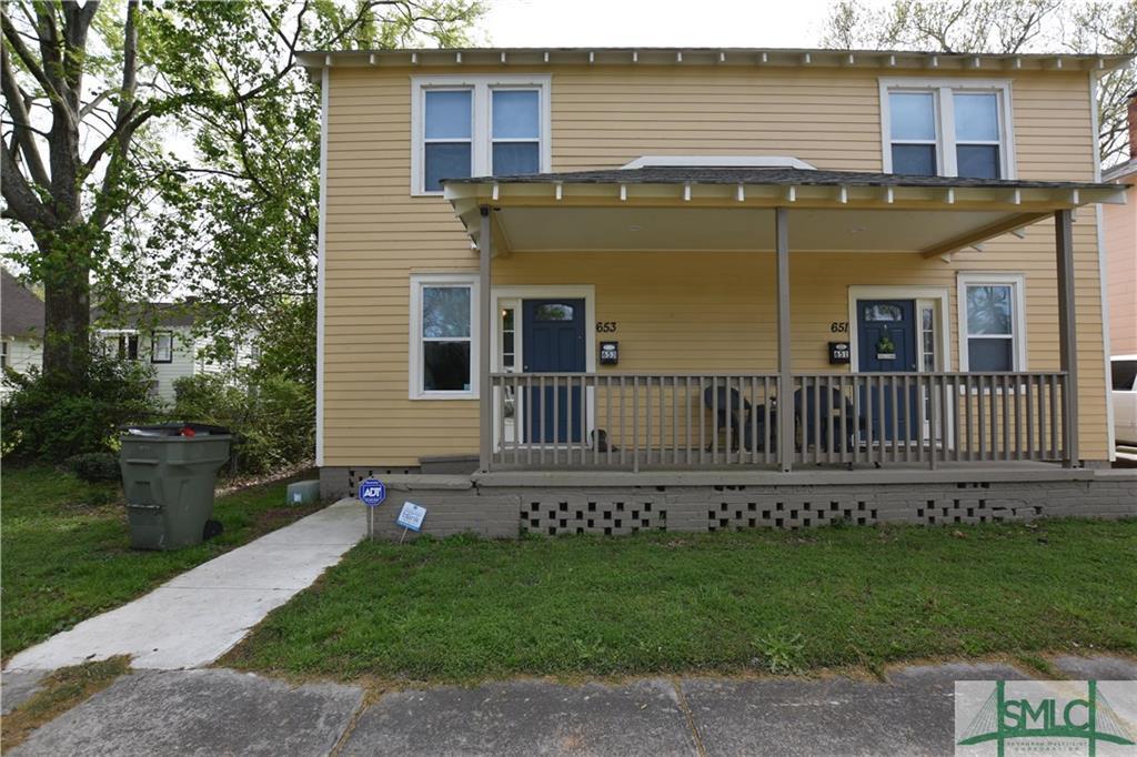 653 38th, Savannah, GA, 31401, Historic Savannah Home For Rent