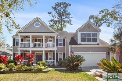 Savannah Single Family Home For Sale: 180 Coffee Pointe Drive