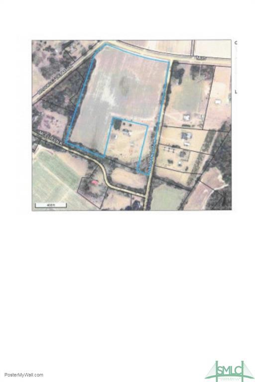 0 Clevy Deloach, Brooklet, GA, 30415, Brooklet Home For Sale