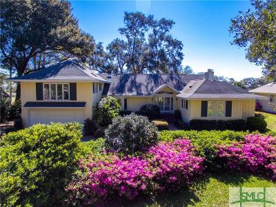 Savannah GA Single Family Home For Sale: $695,000