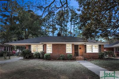 Savannah GA Single Family Home For Sale: $299,000