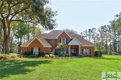 Savannah Single Family Home For Sale: 6 Twelve Oaks Drive
