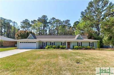 Savannah Single Family Home For Sale: 203 Hillary Road