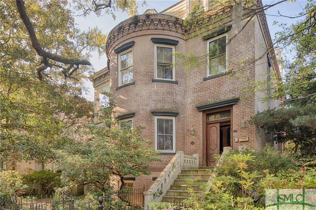 205 Gaston, Savannah, GA, 31401, Historic Savannah Home For Sale