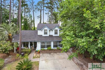 Savannah GA Single Family Home For Sale: $274,900