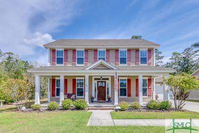 Savannah Single Family Home For Sale: 26 Gresham Lane