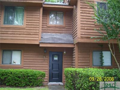 Savannah GA Condo/Townhouse For Sale: $89,900