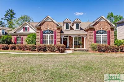 Pooler Single Family Home For Sale: 677 Wyndham Way