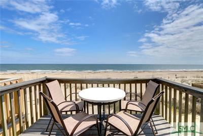 Tybee Island Condo/Townhouse For Sale: 108 Butler Avenue #B