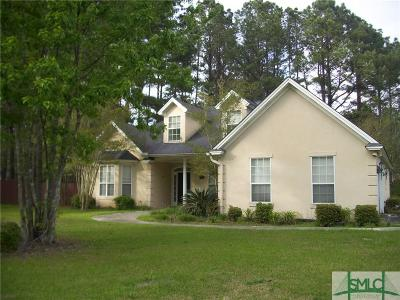 Pooler GA Single Family Home Active Contingent: $184,900