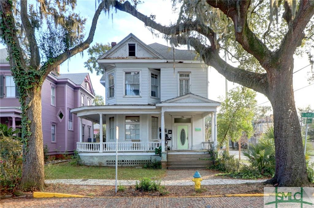 201 31st, Savannah, GA, 31401, Historic Savannah Home For Sale