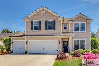 Single Family Home For Sale: 258 Willow Point Circle