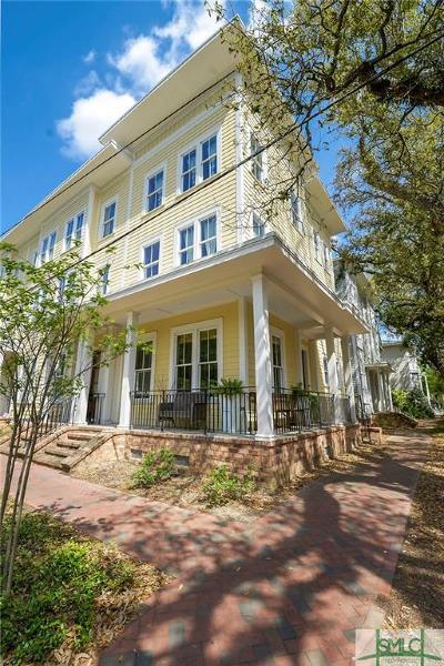 Condo/Townhouse For Sale: 214 W Gwinnett Street #6