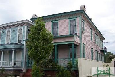 Savannah Multi Family Home For Sale: 118 E Anderson Street