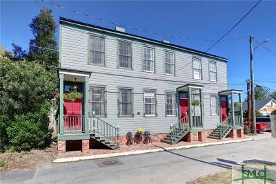 Multi Family Home For Sale: 516-520 Macon Street