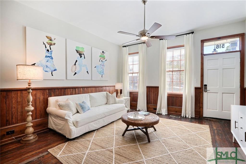 516-520 Macon, Savannah, GA, 31401, Historic Savannah Home For Sale