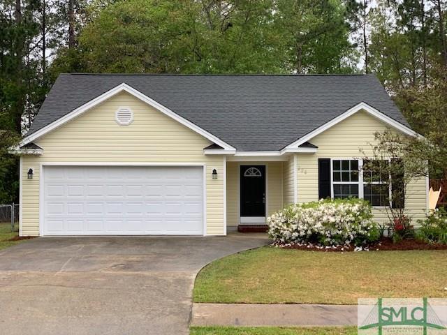 220 Kayton, Pembroke, GA, 31321, Pembroke Home For Sale