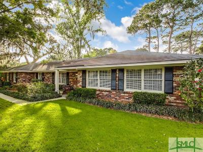 Single Family Home For Sale: 36 N Cromwell Road