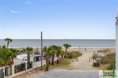 Tybee Island Condo/Townhouse For Sale: 3 3rd Street