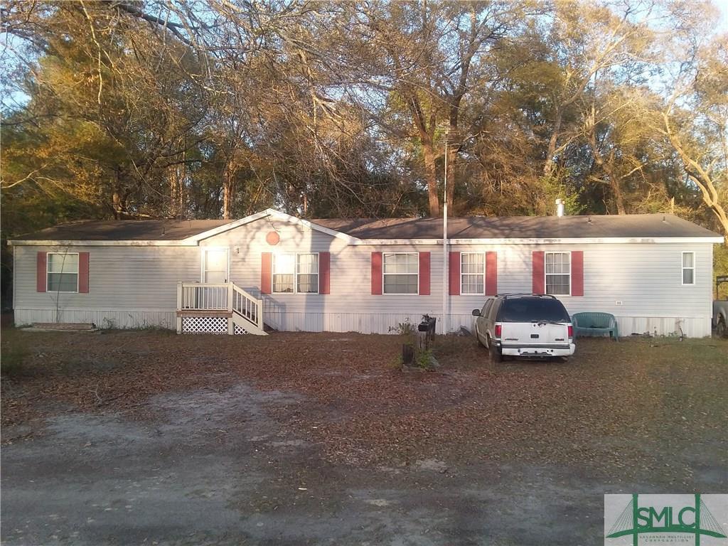 1524 Bill Futch, Ellabell, GA, 31308, Ellabell Home For Sale