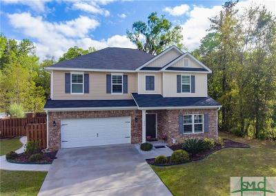 Pooler Single Family Home For Sale: 1065 Woodland Drive
