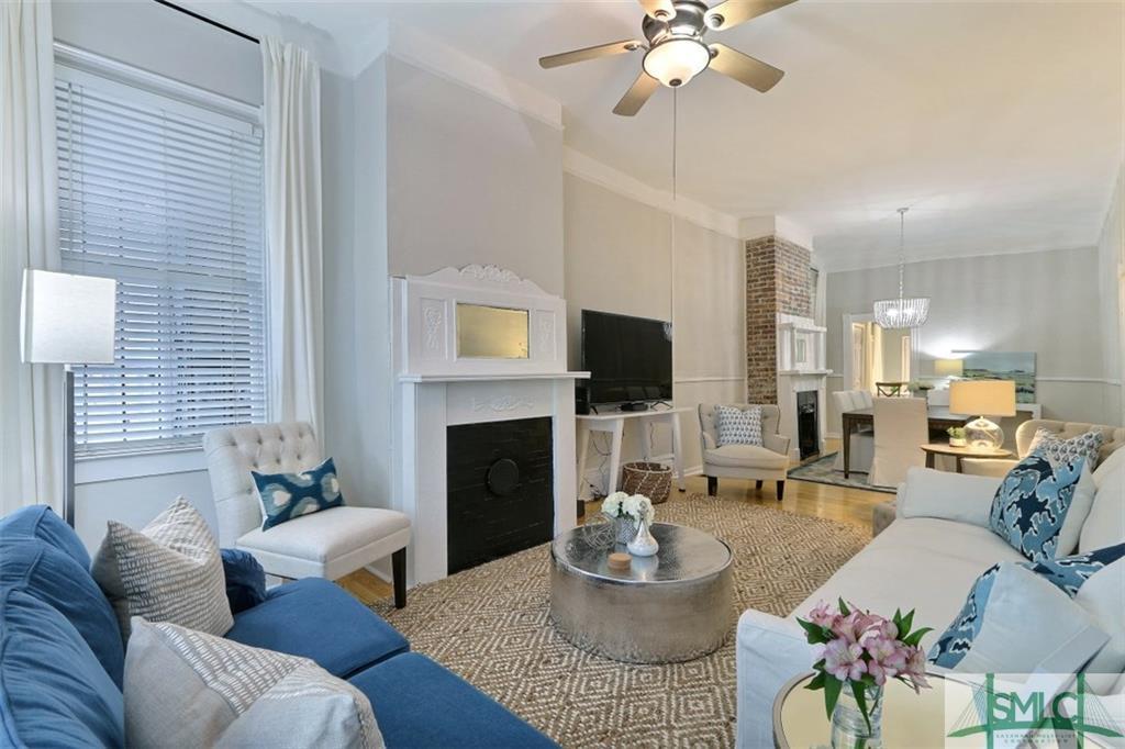 519 Broad, Savannah, GA, 31401, Historic Savannah Home For Sale