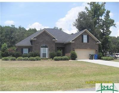 Guyton Single Family Home For Sale: 114 Penny Lane