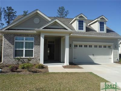 Pooler Condo/Townhouse For Sale: 244 Kingfisher Circle