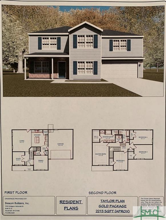111 Windstream, Guyton, GA, 31312, Guyton Home For Sale