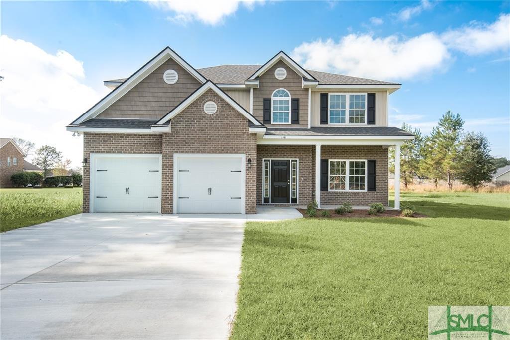30 Jaci, Ludowici, GA, 31316, Ludowici Home For Sale