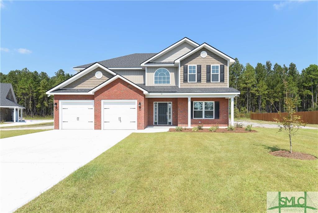 66 Jaci, Ludowici, GA, 31316, Ludowici Home For Sale