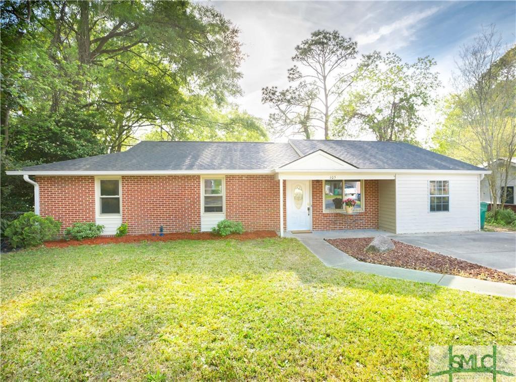 105 Bowman, Garden City, GA, 31408, Garden City Home For Sale