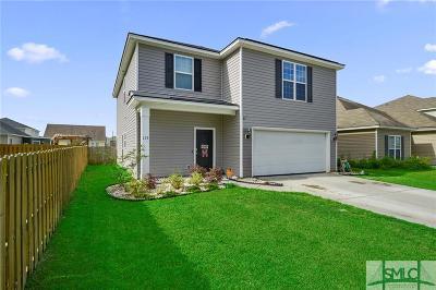 Savannah Single Family Home For Sale: 133 Calm Oak Circle