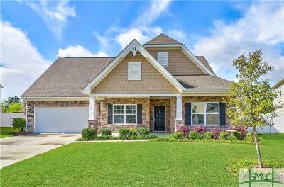 Pooler Single Family Home For Sale: 36 Belle Gate Court