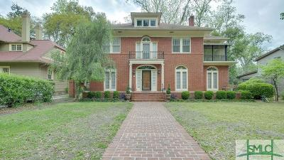 Single Family Home Active Contingent: 7 Edgewood Road