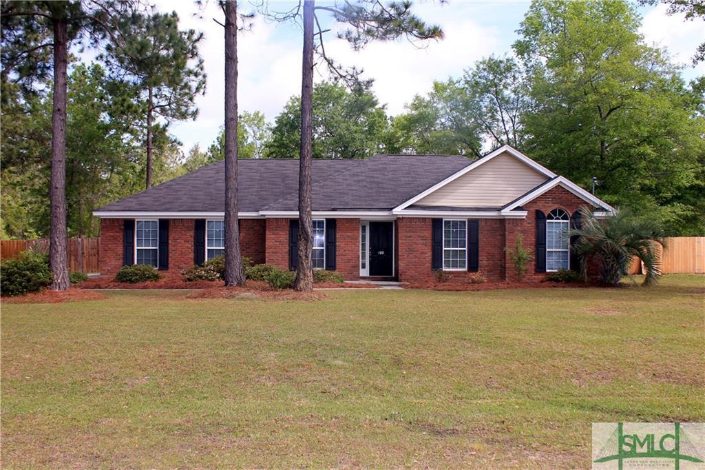 100 Joshua, Ellabell, GA, 31308, Ellabell Home For Sale