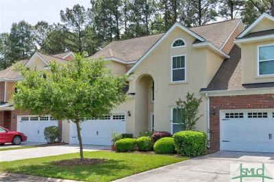 Pooler GA Condo/Townhouse For Sale: $219,000