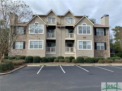 Savannah Condo/Townhouse For Sale: 12300 Apache Avenue #605
