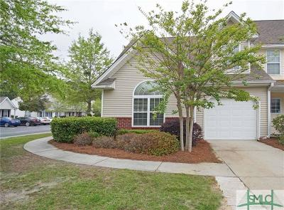 Pooler Condo/Townhouse For Sale: 335 Gallery Way