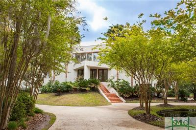 Savannah Single Family Home For Sale: 140 Modena Island Drive