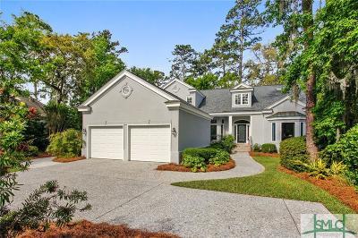 Savannah GA Single Family Home For Sale: $599,000